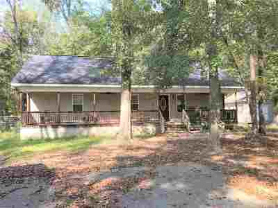 Crawford County Single Family Home For Sale: 1052 Chapman Road