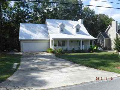 Macon Single Family Home For Sale: 1565 Greentree Parkway