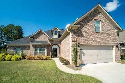 Macon Single Family Home For Sale: 360 Golden Ocala Boulevard