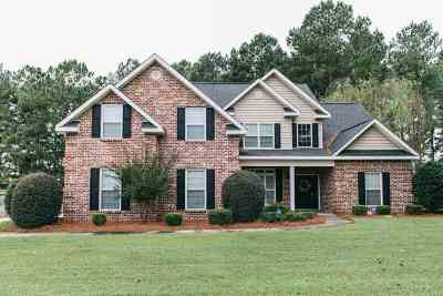 Warner Robins Single Family Home For Sale: 300 Victoria Circle