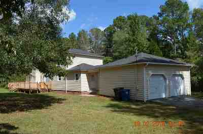 Macon Single Family Home For Sale: 7621 Buckhorn Court