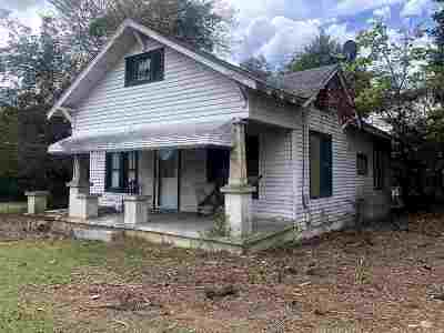 Lizella GA Single Family Home For Sale: $90,000