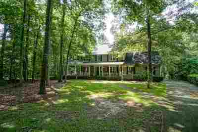 Macon Single Family Home For Sale: 108 Hunter's Court