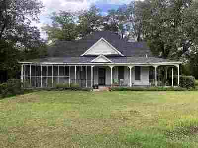 Lizella GA Single Family Home For Sale: $130,000