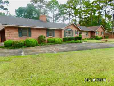 Perry Single Family Home For Sale: 1733 Houston Lake Road
