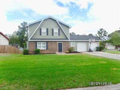 Warner Robins Single Family Home For Sale: 120 Countrywood Trail