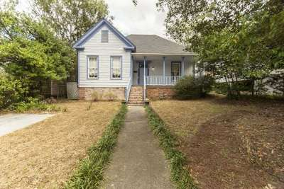 Macon Single Family Home For Sale: 1069 Elm Street