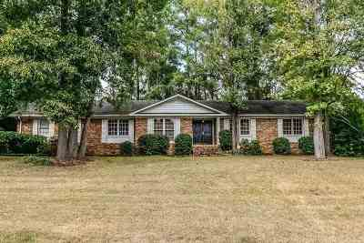 Macon Single Family Home For Sale: 4645 Savage Hills Drive