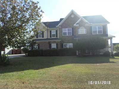 Macon Single Family Home For Sale: 663 Manning Mill