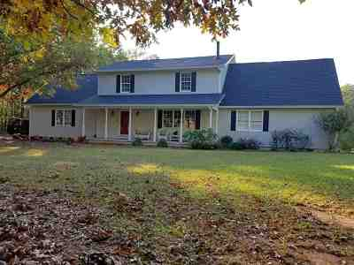Macon Single Family Home For Sale: 8482 Estes Road