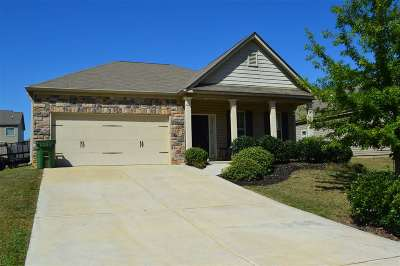Byron Single Family Home For Sale: 116 Abelia Ln