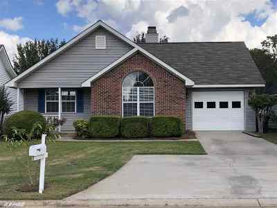 Warner Robins Single Family Home For Sale: 110 Hackamore Lane