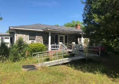 Fort Valley Single Family Home For Sale: 321 Orr Road