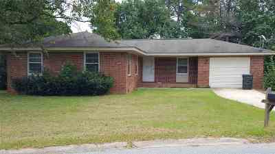 Warner Robins Single Family Home For Sale: 100 W Imperial Circle