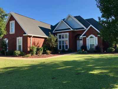 Warner Robins Single Family Home For Sale: 605 Twelve Oaks Drive