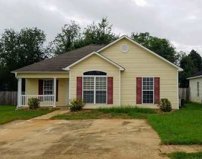 Warner Robins Single Family Home For Sale: 305 Haverhill Circle