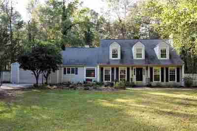 Macon Single Family Home For Sale: 110 Loraine Woods Pl