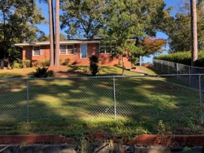 Warner Robins Rental For Rent: 74 Willow Avenue