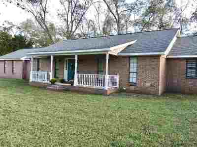 Warner Robins Single Family Home For Sale: 1140 Dunbar Road