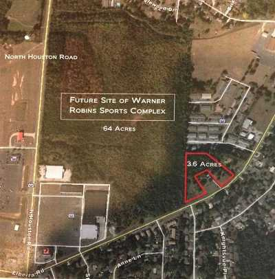 Warner Robins Residential Lots & Land For Sale: 1017 Elberta Rd