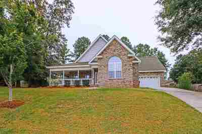 Warner Robins Single Family Home For Sale: 211 Cade Terrace