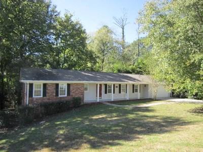 Macon GA Single Family Home For Sale: $139,000