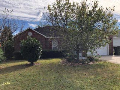 Warner Robins GA Single Family Home For Sale: $106,000