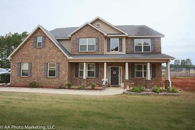 Single Family Home For Sale: 176 Arbor Creek