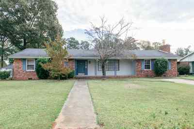 Perry Single Family Home For Sale: 1508 Windsor Road