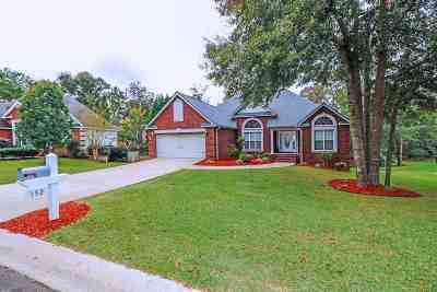 Warner Robins Single Family Home Contingent: 152 Holly Pointe
