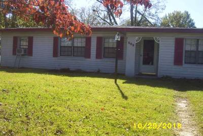 Single Family Home Verbal Agreement: 503 Johns Road