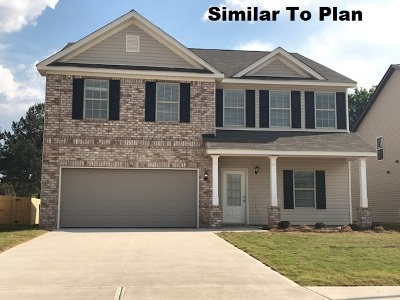 Bibb County, Crawford County, Houston County, Peach County Single Family Home For Sale: 1005 Lime Street