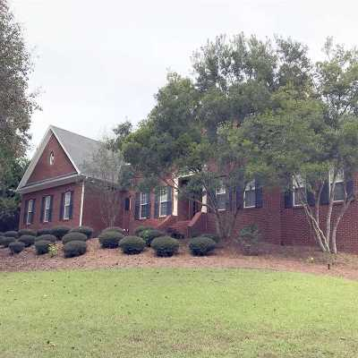Warner Robins GA Single Family Home For Sale: $680,000