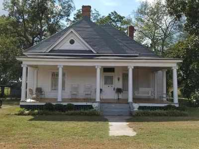 Macon Single Family Home For Sale: 2812 Walden Road