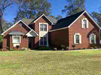 Warner Robins Single Family Home For Sale: 119 Wavertree