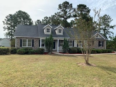 Macon Single Family Home For Sale: 417 Chris Court