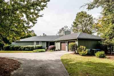 Bibb County Single Family Home For Sale: 6348 Governor Macdonald Drive
