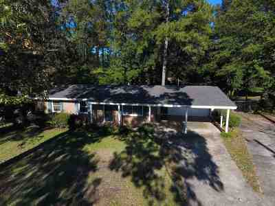 Warner Robins Single Family Home For Sale: 102 Forest Hill Drive