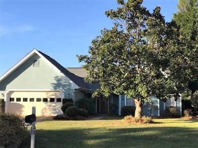 Warner Robins Single Family Home For Sale: 118 Sleepy Lane