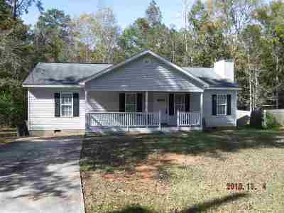 Macon Single Family Home For Sale: 1479 Saddle Horn