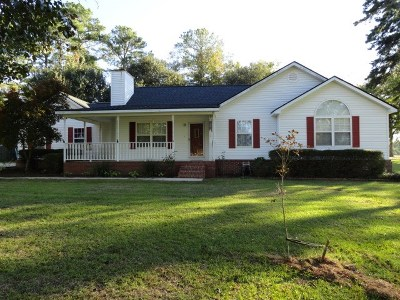Bonaire Single Family Home For Sale: 76 Highway 96