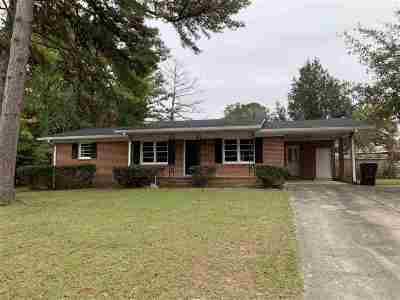Warner Robins Single Family Home For Sale: 125 Little John Lane