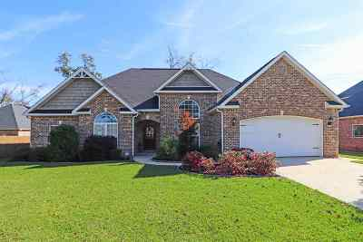 Warner Robins Single Family Home For Sale: 103 Sandringham Court