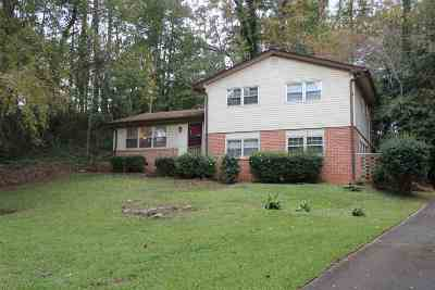 Macon Single Family Home For Sale: 1142 Matthews Place