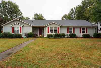 Warner Robins Single Family Home For Sale: 1147 Thornblade Dr.
