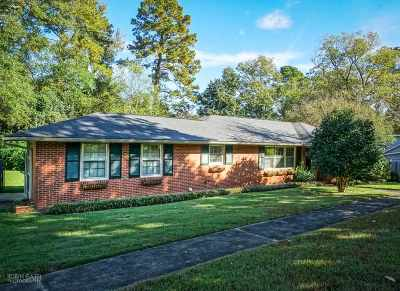 Macon Single Family Home For Sale: 4665 Twin Oaks Drive