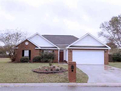 Warner Robins Single Family Home For Sale: 702 Sark Drive