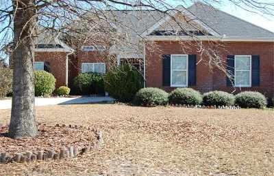 Warner Robins Single Family Home For Sale: 219 Knights Bridge Road