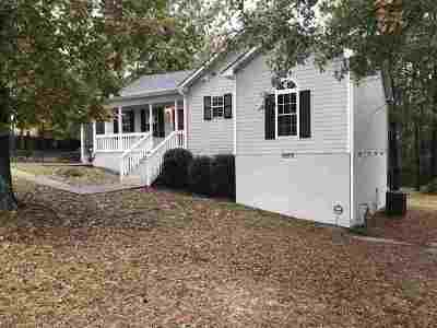 Macon Single Family Home For Sale: 211 Jason Way