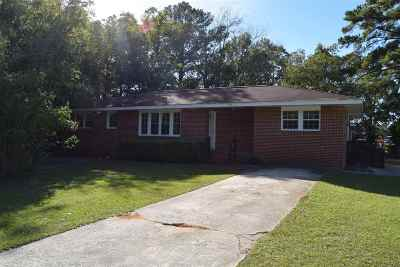 Warner Robins Single Family Home For Sale: 703 N Briarcliff Rd